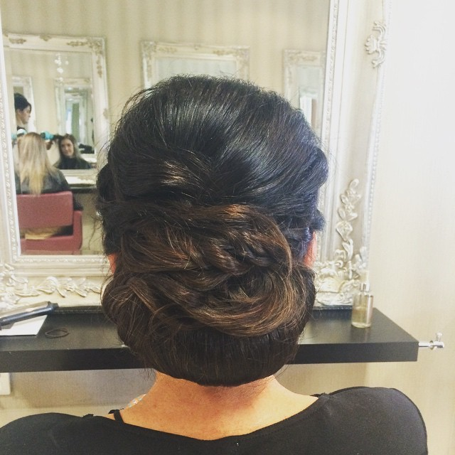 The Classic Up-do